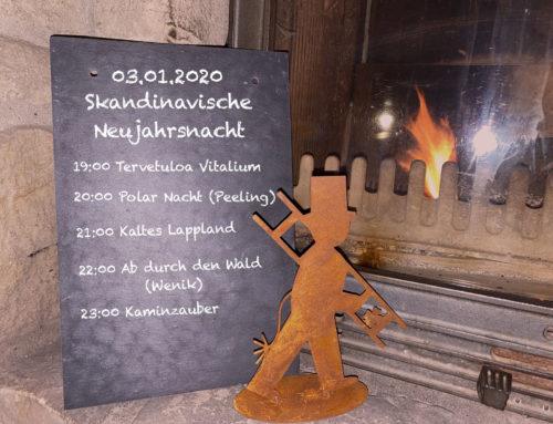 Skandinavische Neujahrsnacht