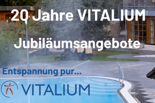 20 JAHRE VITALIUM