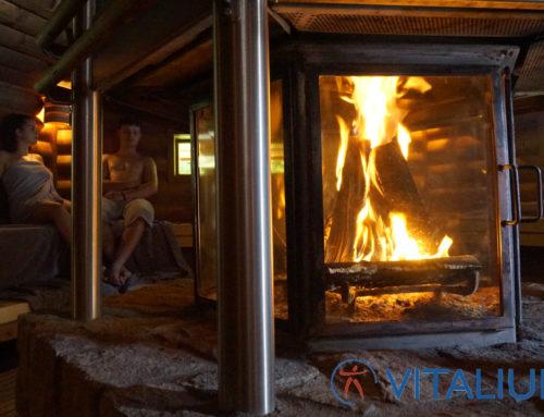 VITALIUM Herbst…Zeit für Sauna und Kamin
