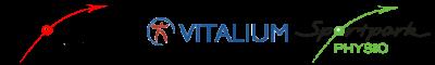 Sportpark Windhagen / Asbach / Vitalium Logo
