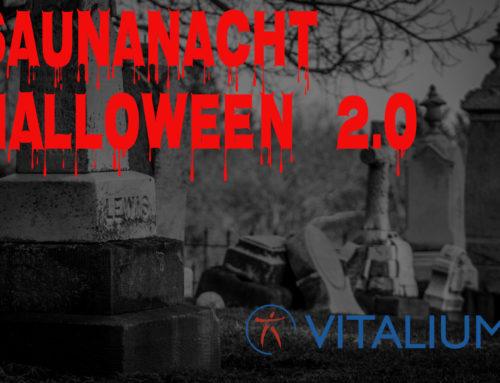 Saunanacht Halloween 2.0